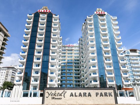 Фотография территории Yekta Alara Park Residence