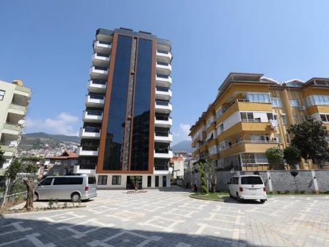 Внешний вид комплекса Vizyon Park Residence