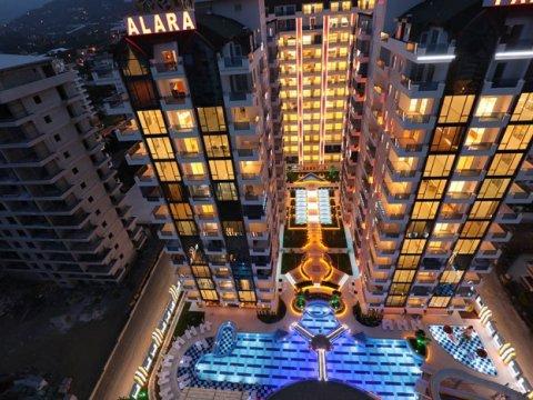 Граждане Украины посещают курорты Турции больше остальных