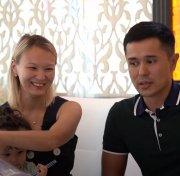 Нуржан и Жанья, Казахстан