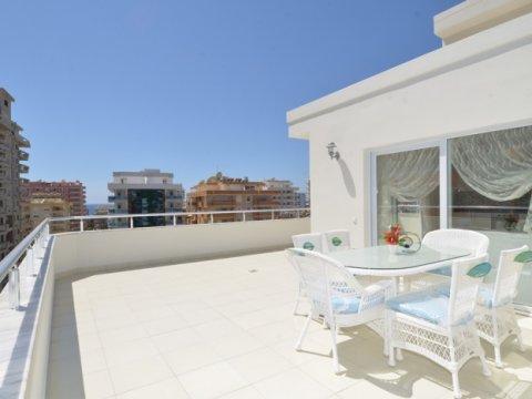 В Турции в среднем на 15% выросли цены на квартиры с балконами и коттеджи