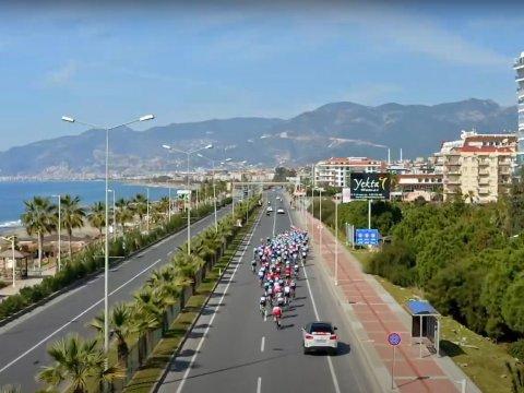 Чемпионат Grand Prix по велогонкам в Аланье