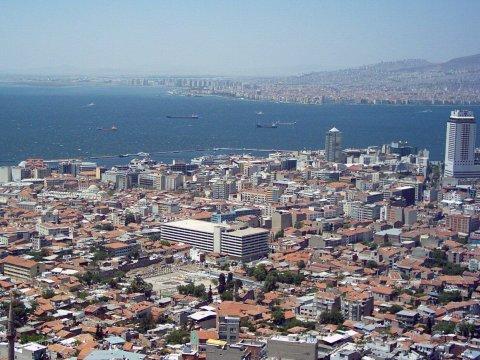 Измирский «Манхэттен»: куда стекается бизнес